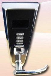 Maniglia Elettronica Con Riconoscimento Biometrico O Badge